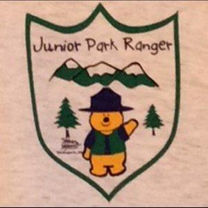 Hoody, Junior Park Ranger w/ Bear, NWT, Size 5/6T